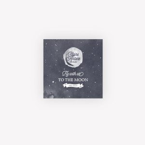 carte save the date moon