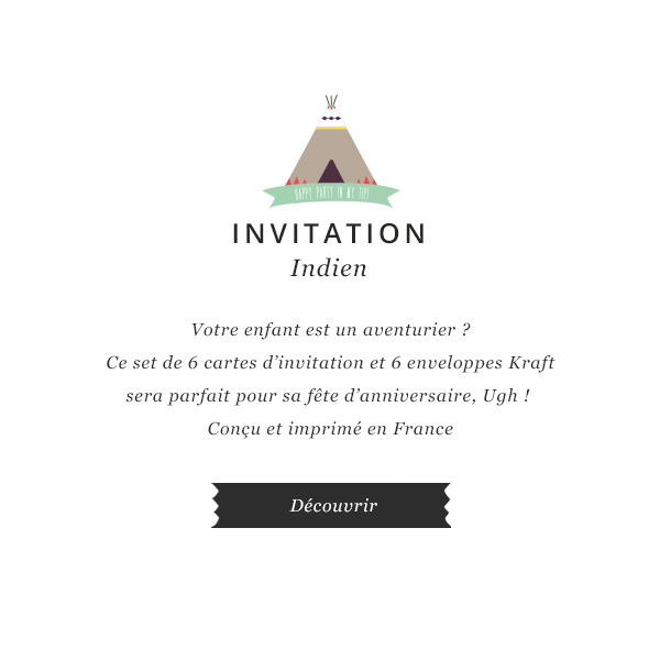 invitation indien