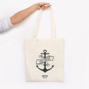 tote bag anchor