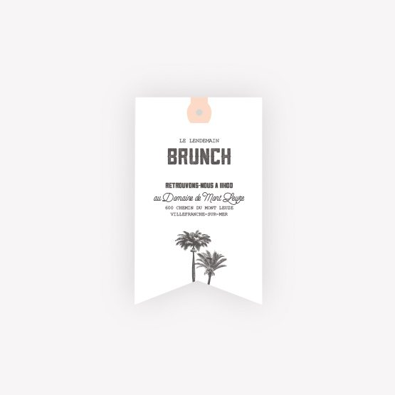 carton invitation brunch