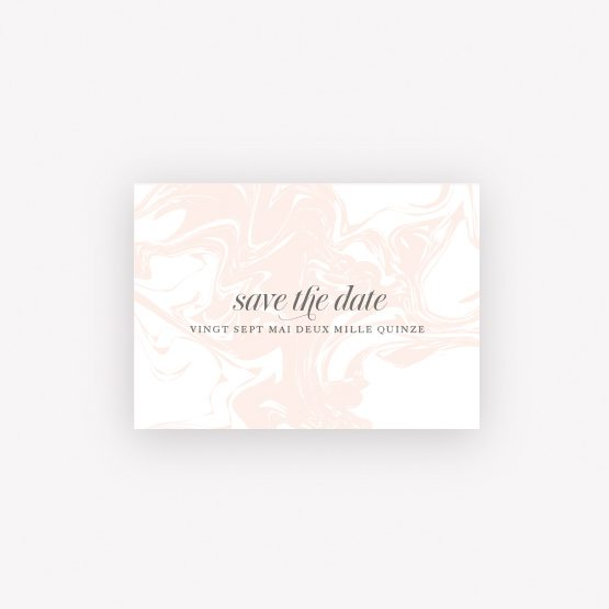 carte save the date carrare